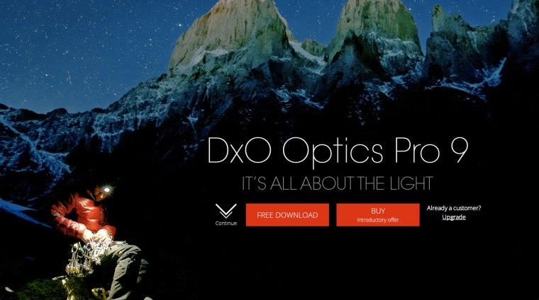 dxo-opticspro9