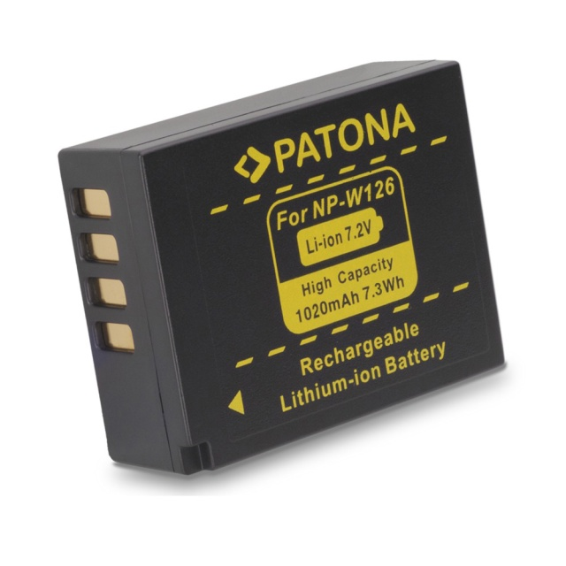 batterie-Fujifilm-NP-W126